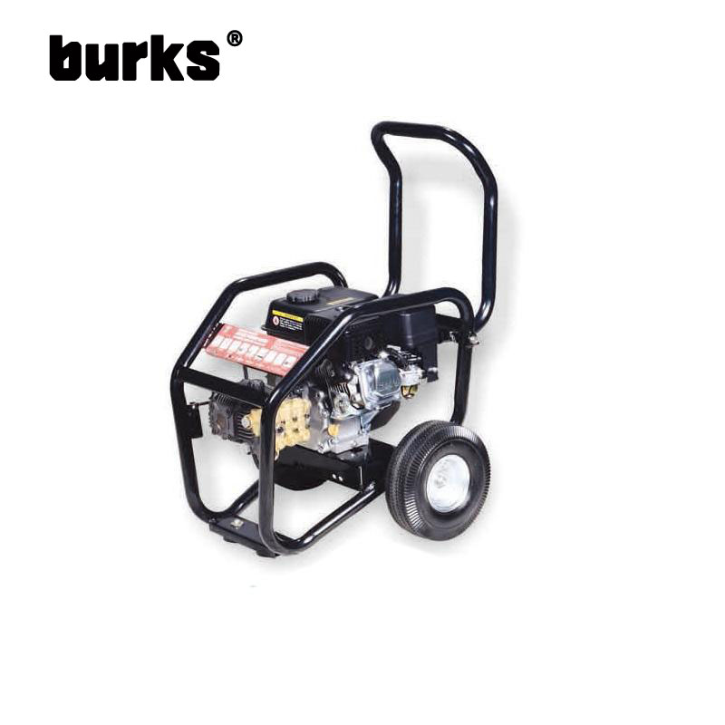 The BKS-Z-3000 BKS-Z-3200 6.5-7 drive burks HP commercial grade gasoline engine high pressure cleaning machine