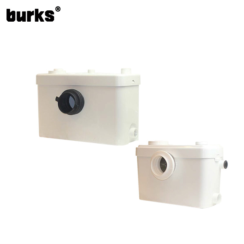 The burks WC-3 QWC-3 series household sewage riser toilet lifting device