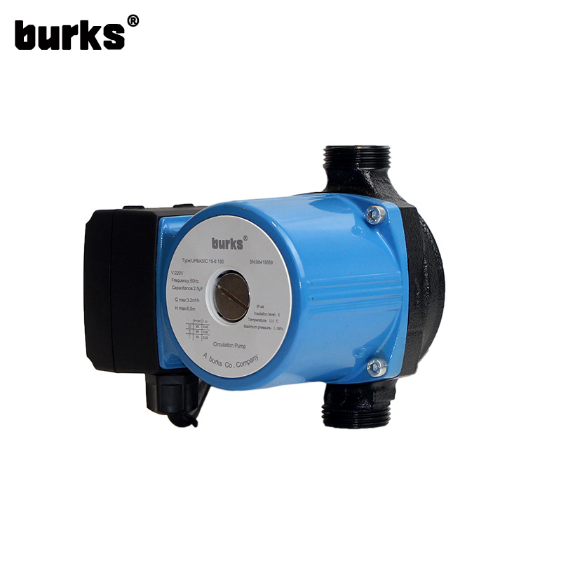 The burks UPBASIC series canned canned silent circulation pump