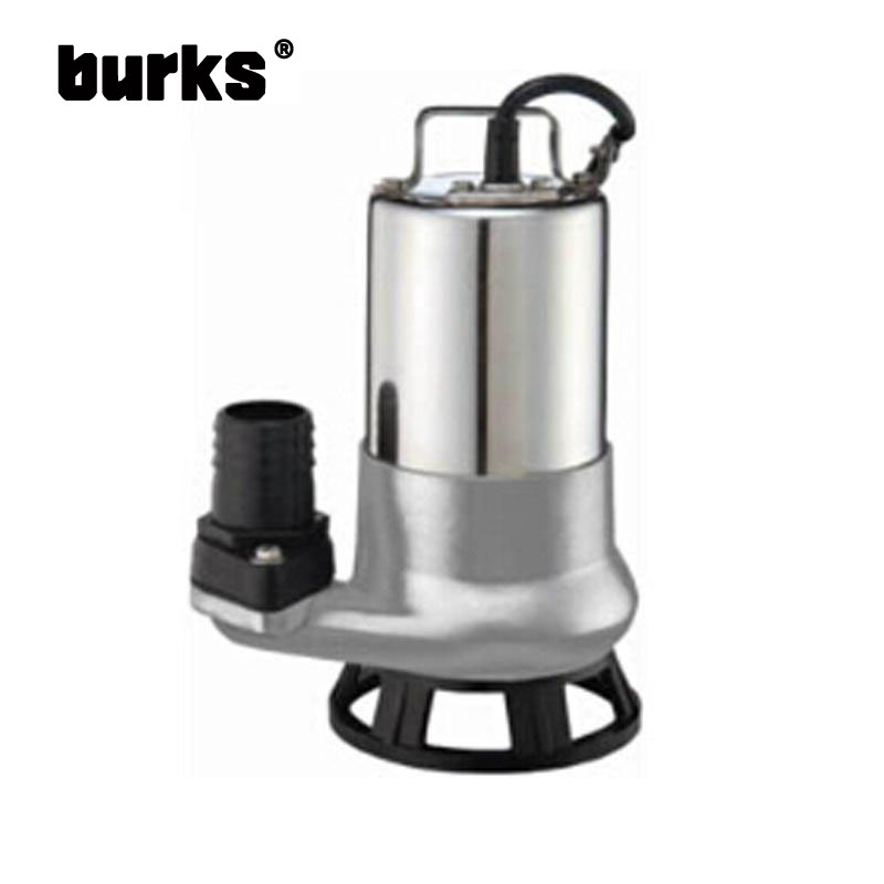 Sino burks BKW series SUS-316 material lightweight type submersible pump