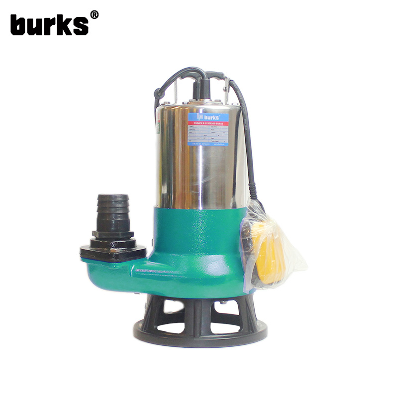 The low water level burks of BKD type submersible pump