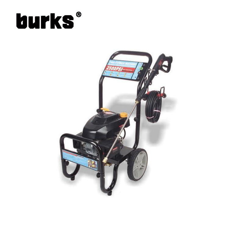 The burks BKS-A2200 BKS-A2500 burks 5-6.5 horsepower gasoline engine drive cleaning machine
