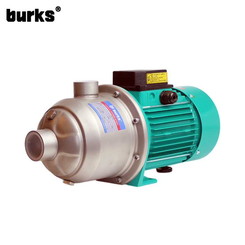 Burks BPI BPIL Horizontal Stainless Steel Multistage Pump