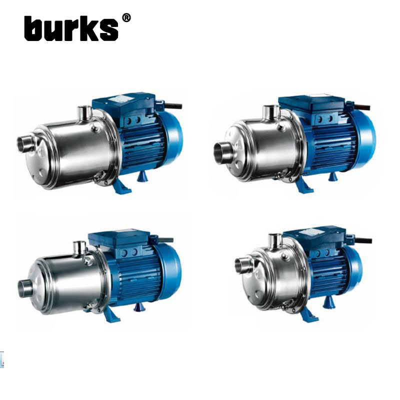 Burks BPS Horizontal Stainless Steel Multistage Pump
