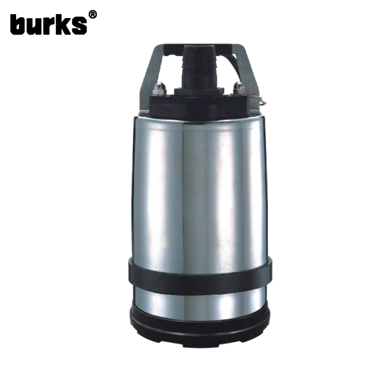 The burks BQC Series Low Suction Small Sewage Pumps