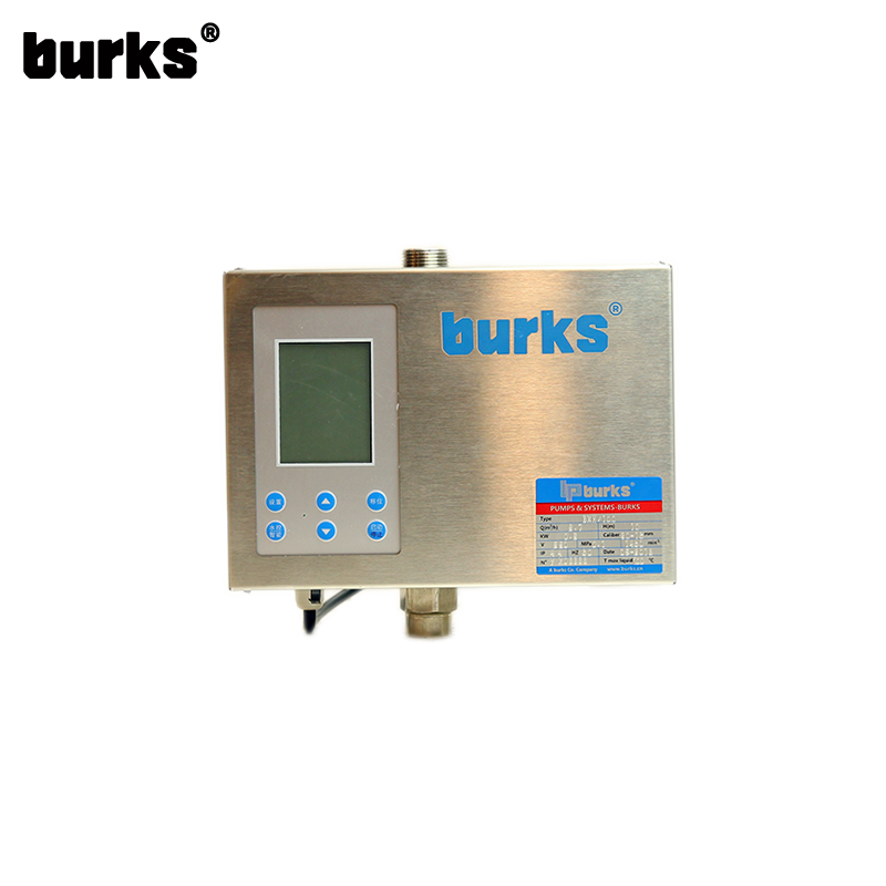 The burks BKH Series Intelligent Central Hot Water Circulation Backwater Supercharging System