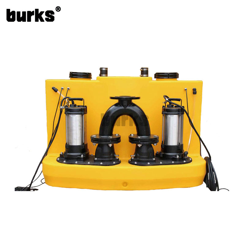 Burks B-Lift450L sewage lifting pump station